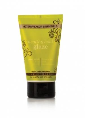 Гель для укладки c эфирными маслами | SALON ESSENTIALS HEALTHY HOLD GLAZE 120 мл