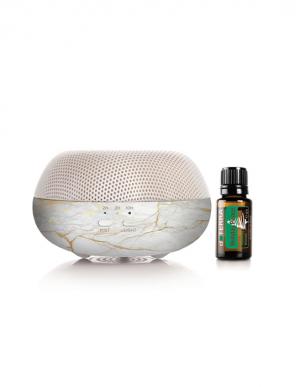 Ароматический диффузор Бреви Стоун | Brevi Marble Diffuser + holiday peace