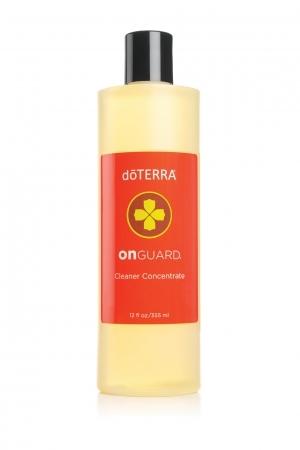 Концентрированное чистящее средство с эфирными маслами «На страже» | ON GUARD CLEANER CONCENTRATE doTERRA 355 мл.