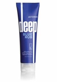 Болеутоляющий лосьон с эфирными маслами «Глубокая синева» | DEEP BLUE RUB SOOTHING LOTION  120 мл