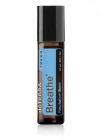 Cмесь эфирных масел «Дыхание», роллер | BREATHE TOUCH BLEND doTERRA 10 мл.