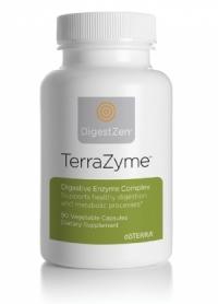 Комплекс для улучшения пищеварения «Терразайм» | DigestZen TerraZyme doTERRA  90 капсул