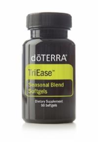 Смесь для улучшения пшеварительного процесса «Трай-из» | TriEase® Softgels doTERRA 60 кап.